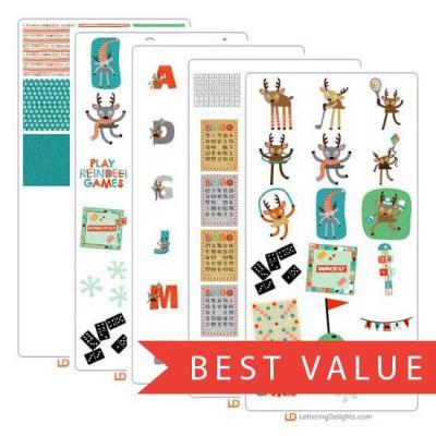 Reindeer Games - Promotional Bundle