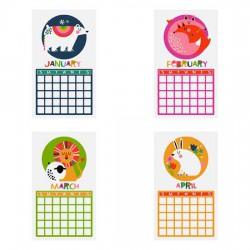 Life In Rainbows - Calendar - GS