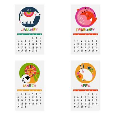 Life In Rainbows - 2020 Calendar - PR