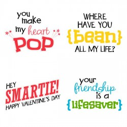 Sweet Valentine - Sayings - GS
