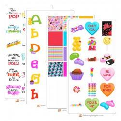 Sweet Valentine - Graphic Bundle