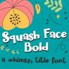 PN Squash Face Bold - FN -  - Sample 2