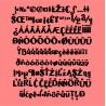 PN Squash Face Bold - FN -  - Sample 4