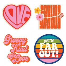 Groovy Love - Sentiments - CS