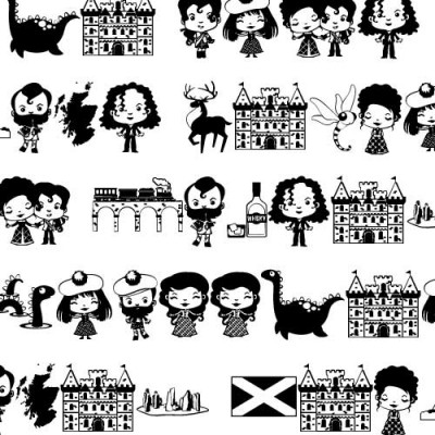 DB A Wee Bit Scottish - DB