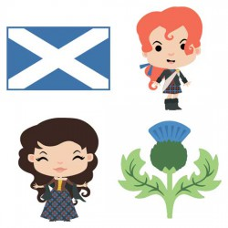 A Wee Bit Scottish - CS