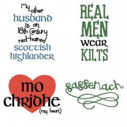 A Wee Bit Scottish - Phrases - CS
