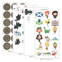 A Wee Bit Scottish - Cut Bundle