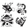 DB Animal Bop - DB -  - Sample 5