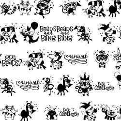 DB Animal Bop - Squerade - DB