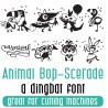 DB Animal Bop - Squerade - DB -  - Sample 2