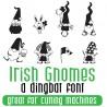 DB Irish Gnomes - DB -  - Sample 2