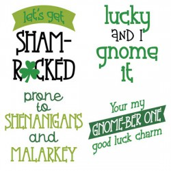 Irish Gnomes - Sentiments - CS