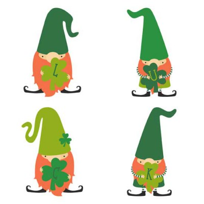 Irish Gnomes - Lucky - GS