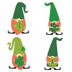 Irish Gnomes - Lucky - CS