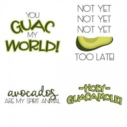 Avo Good Day - Puns - GS