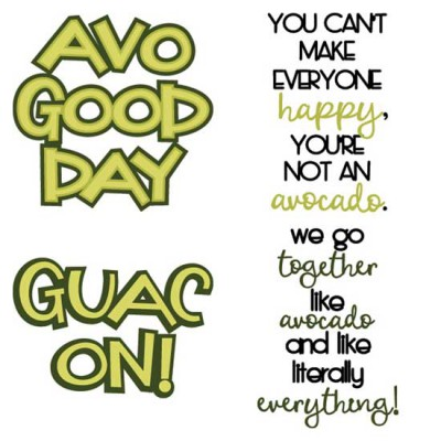 Avo Good Day - Puns - CS