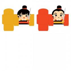 Zhanshi - Giftbags - CP