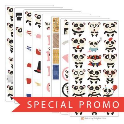 Mr. Panda - Promotional Bundle