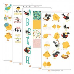 Clucks and Peeps - Graphics Bundle
