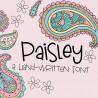 PN Paisley - FN -  - Sample 2