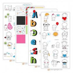 Stickies - Graphic Bundle