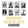 DB Homegrown - Florals And Herbs - DB -  - Sample 1