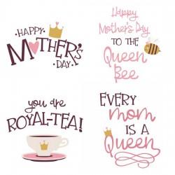Queen of Hearts - Sayings - GS