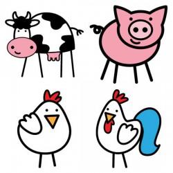 Stickies - Farm - CS