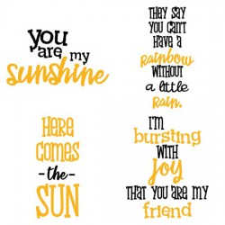 Box of Sunshine - isms - CS