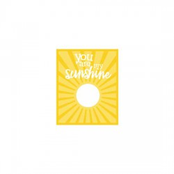 Box of Sunshine - Lip Balm Holder - PR