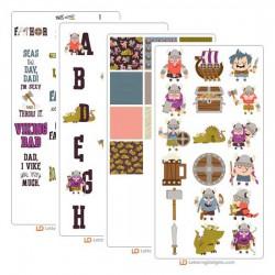 Fa-thor - Graphic Bundle