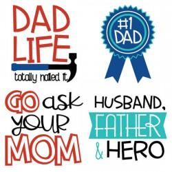 Daily Dad - Sayings - CS