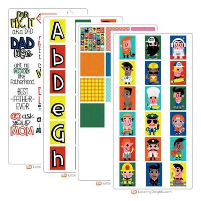 Daily Dad - Graphic Bundle