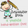 PN Anklebiter Book - FN -  - Sample 2