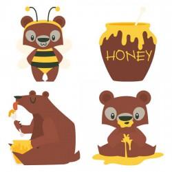 Honey Bear - GS