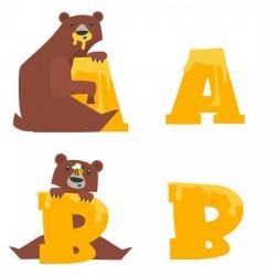 Honey Bear - AL