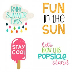 Summer Days - Phrases - GS