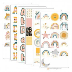 Chasing Rainbows - Graphic Bundle