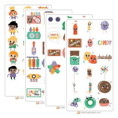 Candy Factory - Cut Bundle