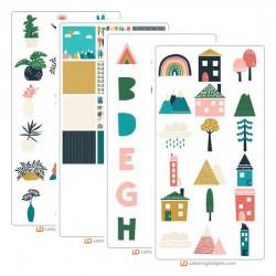Panorama - Graphic Bundle