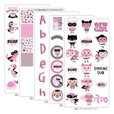 Super Girl - Graphic Bundle