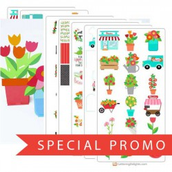Floral Shop - Promotional Bundle
