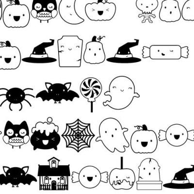 DB Halloween Cuties - DB