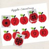 Apple Counting - PR -  - Sample 1