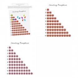 Counting Pumpkins - PR