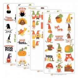Fall Gnomes - Cut Bundle