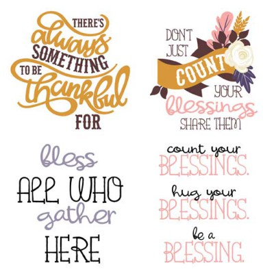 Beautiful Blessings - Quotes - GS