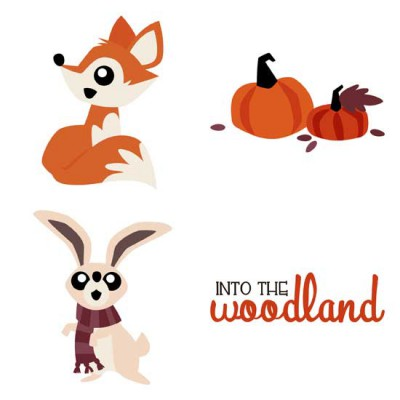 Woodland Critters - GS