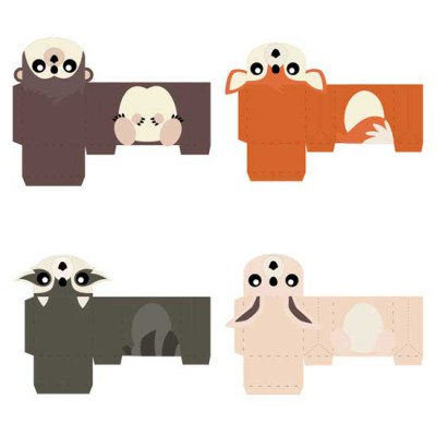 Woodland Critters - CP